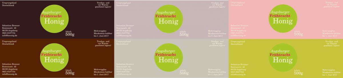 Angebot: Honig aus Augsburg